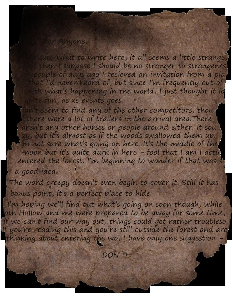 39: SOS/Invite - A Page Lost