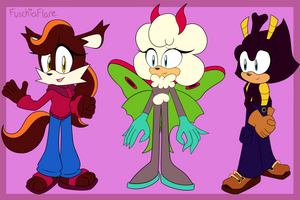 Sonic Oc Refs 2021 - Page 1