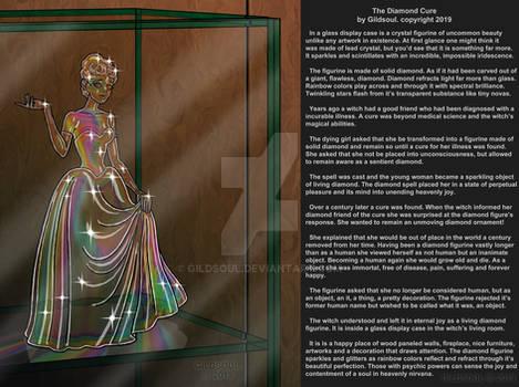 Immortal Diamond Woman by Gildsoul