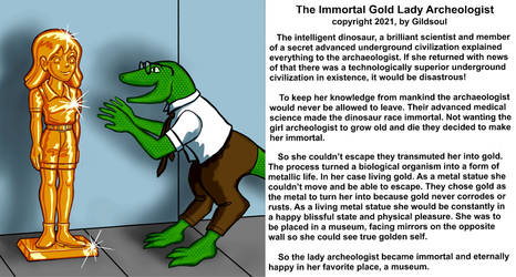 The Golden Archeologist by Gildsoul