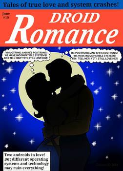 Droid Romance Comics by Gildsoul