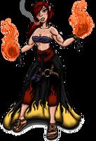 Neila, Overlord of Hate by binkibonsai
