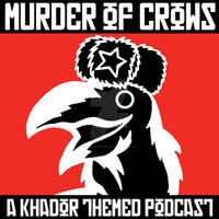 Commission - Podcast Logo for Murder of Crows