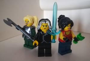 Tales of Pylea Legomen 2019