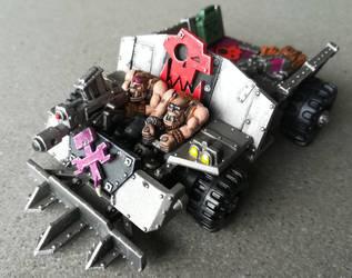 Ork Salvage Truck