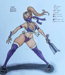Beware the Thong Ninja