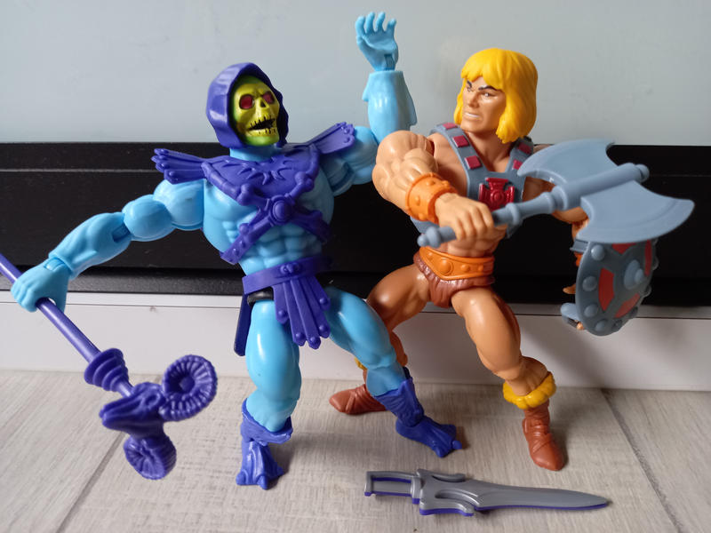 Masters of the Universe Toys