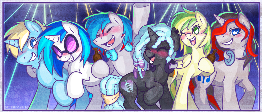 Life of the Party by albinosharky