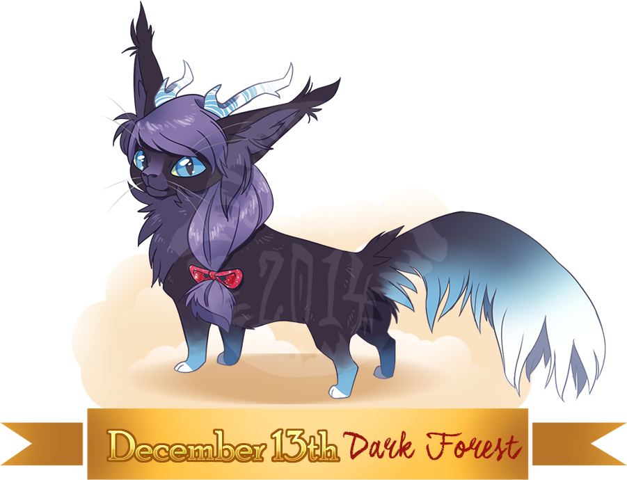 S2014AAC: December 13th [CLOSED] by albinosharky