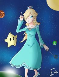 Rosalina   Super Mario Galaxy