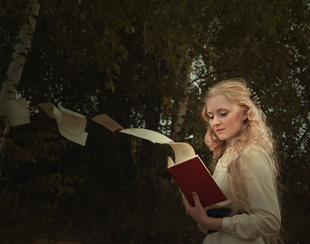 Poesie by lucien-fleurier