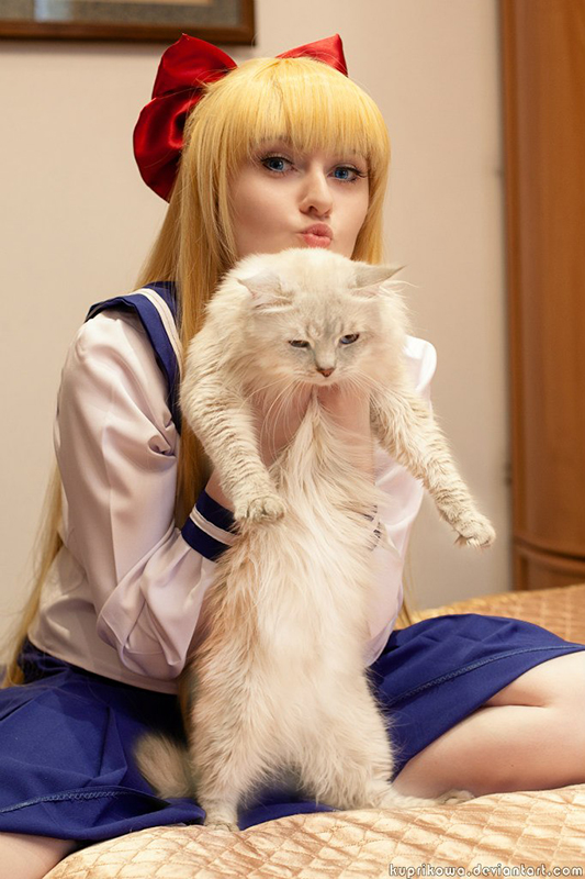 Sailor Moon: Hugs by lucien-fleurier