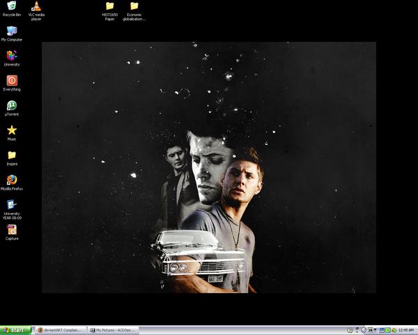 Desktop. by Lyesmith