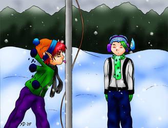 Winter Wonders by Frozen-Fortune