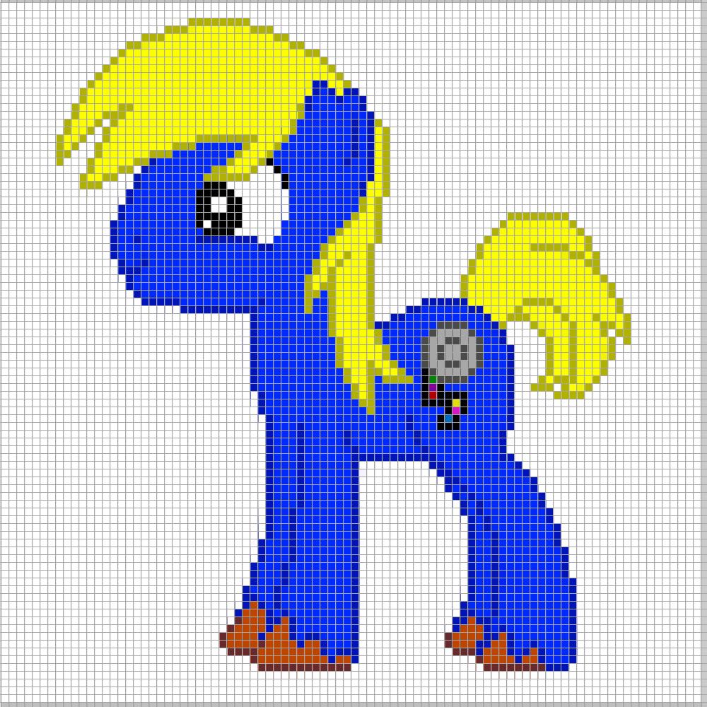 pixel art templates triforce