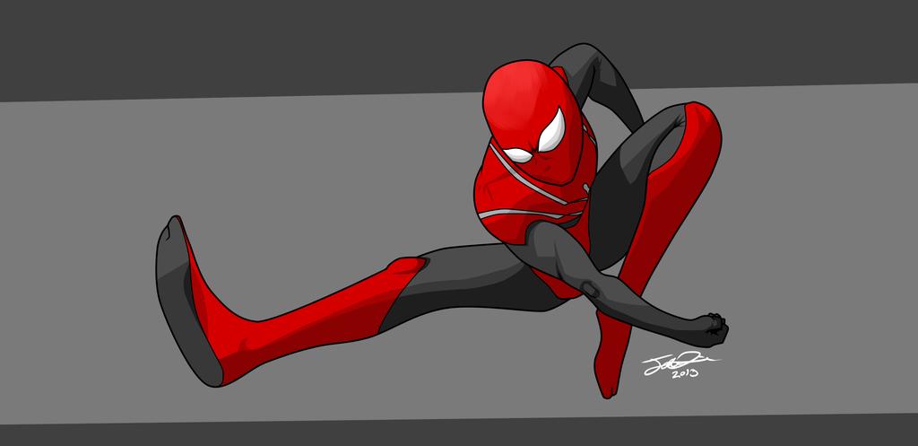 Spiderman: Peter Parkers  Revenge by MangleDangle