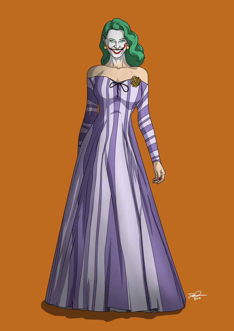 Madame Joker by MangleDangle