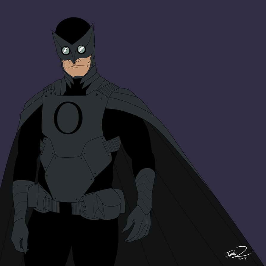 Owlman by MangleDangle