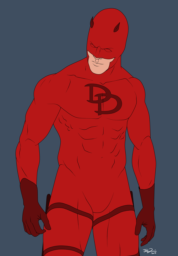 Daredevil by MangleDangle