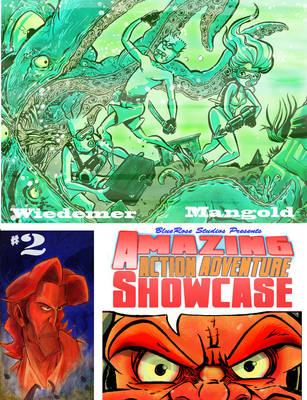 Amazing Action Adventure Showcase Returns! by sosnw