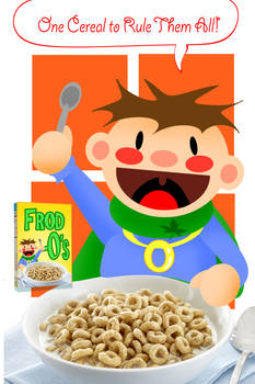 Frodo's- One Cereal to Rule Them All!
