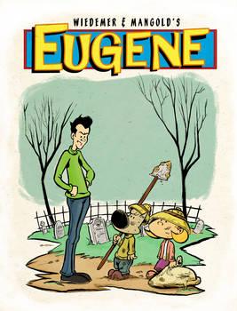 Eugene issue 1 cover