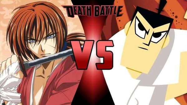 Himura Kenshin vs Samurai Jack DEATH BATTLE!!! by Bigdaddy9716