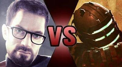 Gordon Freeman vs Isaac Clarke DEATH BATTLE! by Bigdaddy9716