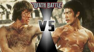 Chuck Norris vs Bruce Lee DEATH BATTLE!!!!! by Bigdaddy9716