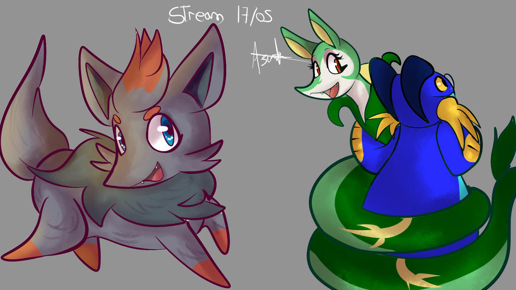 Stream 1705 by Kitsunekotaro