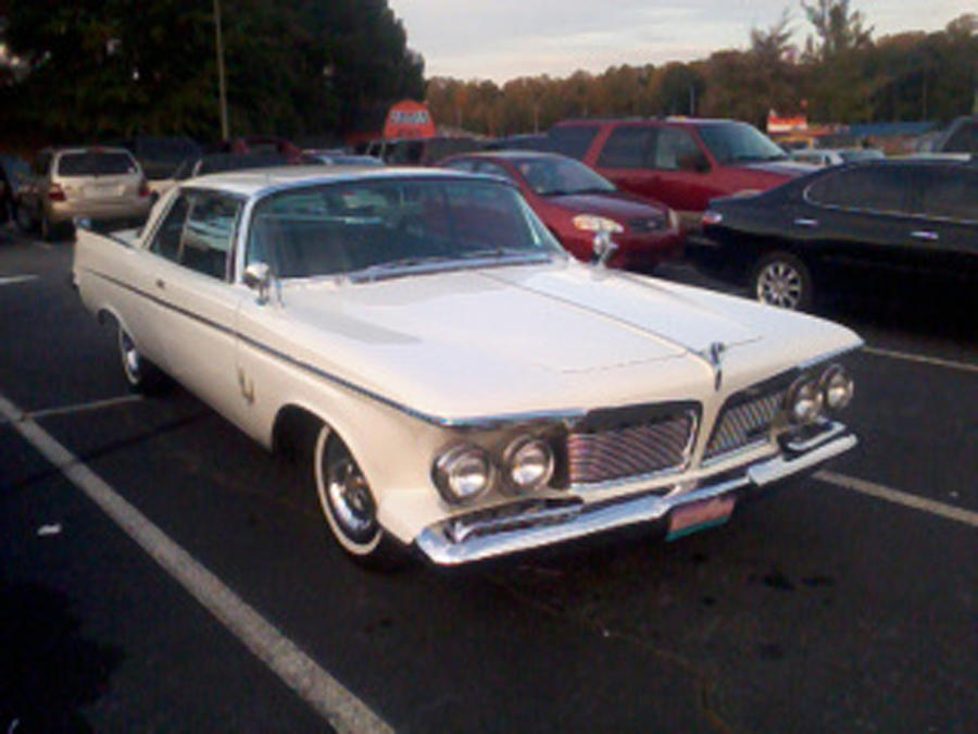 1963 Chrysler Crown Imperial by MarcusMcCloud100