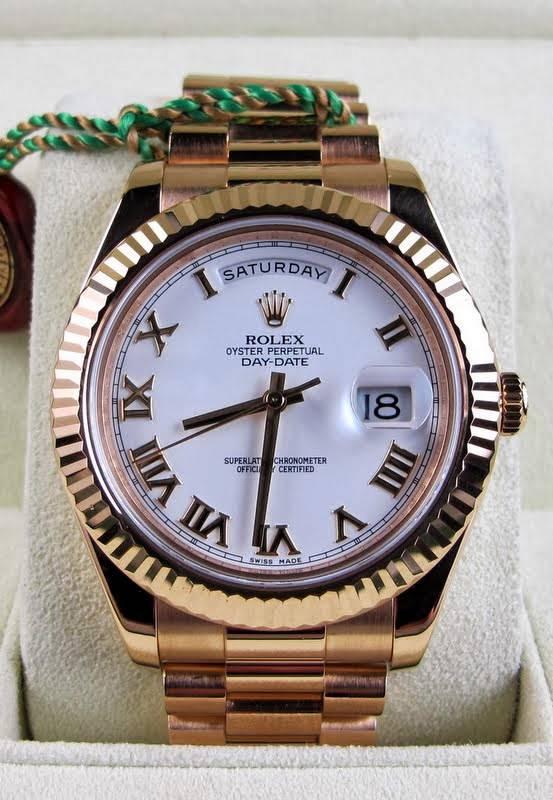 rolex presidential 18 karat gold watch by marcusmccloud100. Black Bedroom Furniture Sets. Home Design Ideas