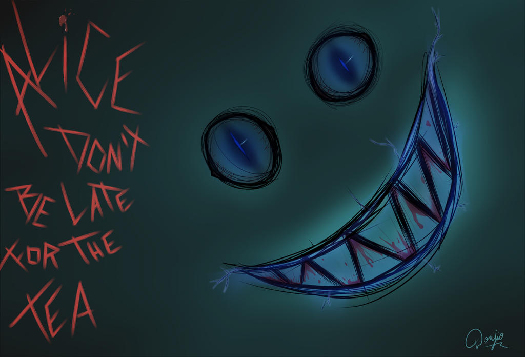 Cheshire Cat by Doujio