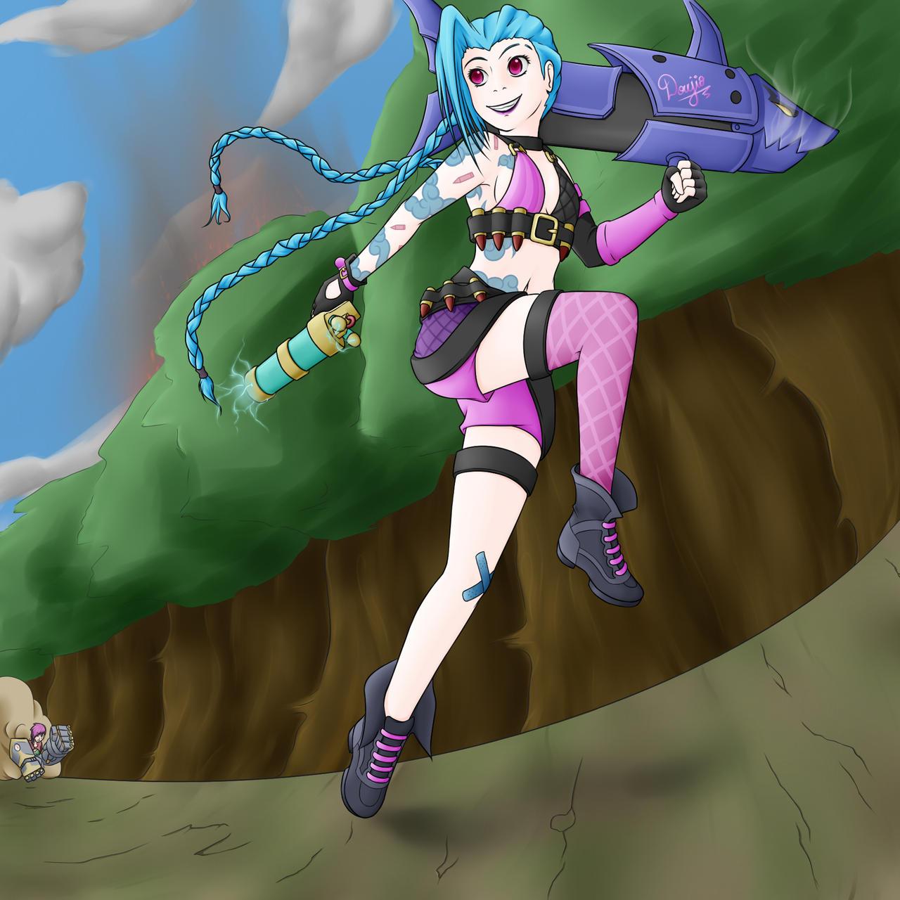 Get Jinxed! by Doujio