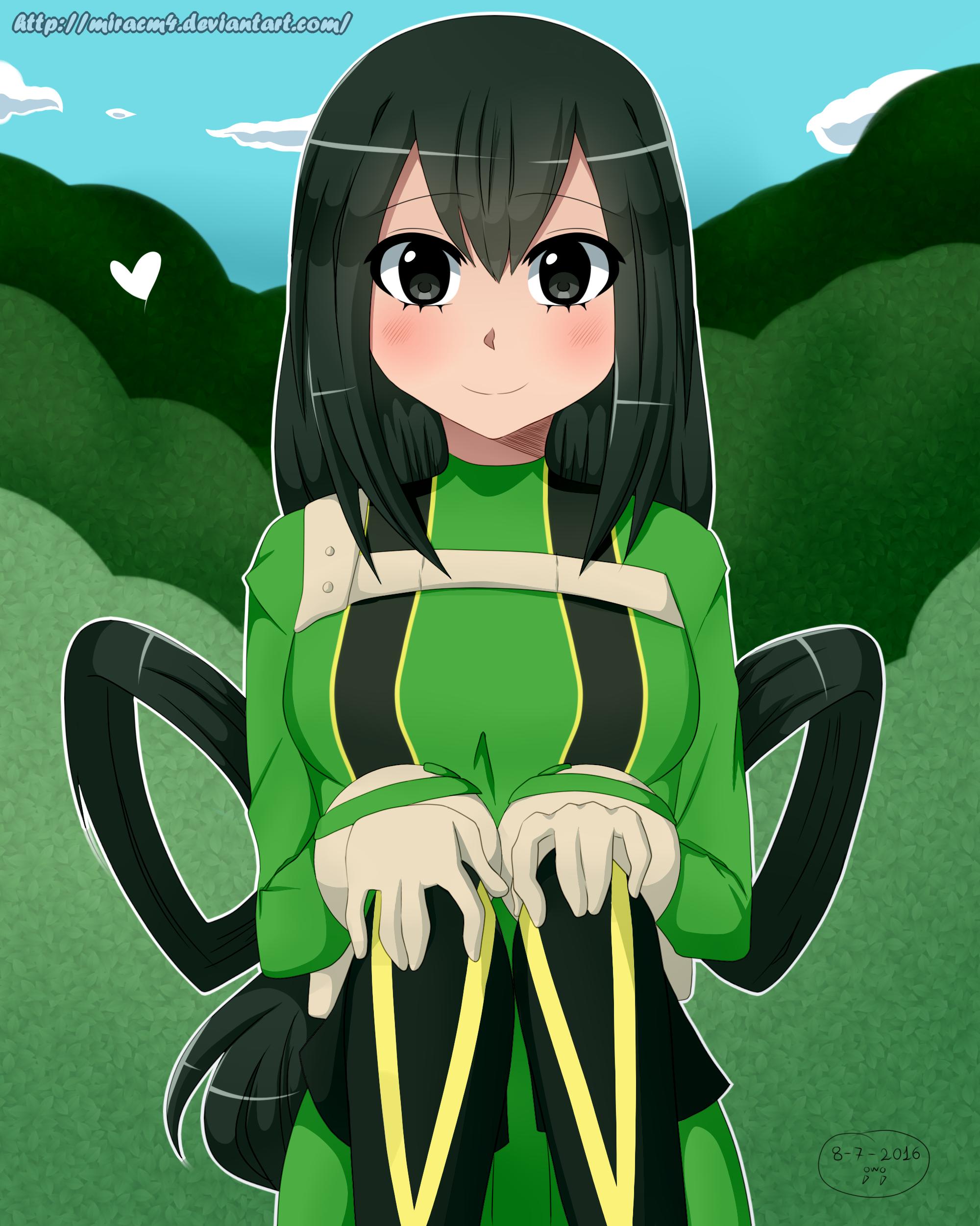Image - Tsuyu.png | Boku no Hero Academia Wiki | FANDOM
