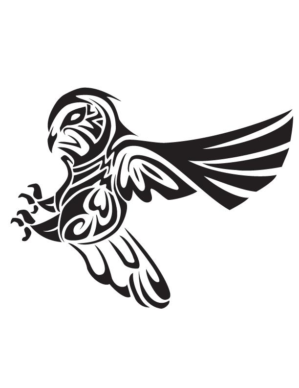 46aa66e6b Tribal Owl Tattoo by SageOfMagic on DeviantArt