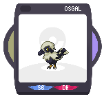 PKMN SBDH: Osgal by CupOJo