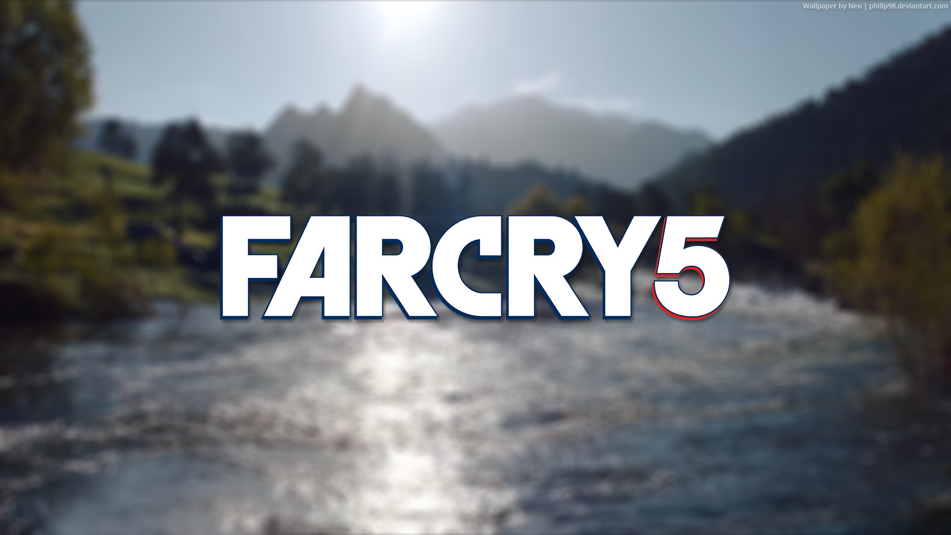 Far Cry 5 Wallpaper 2 By Neo By Philip98 On Deviantart