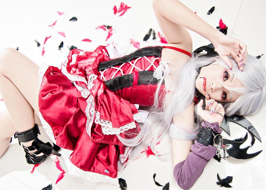 Moka Akashiya by mimim0nster