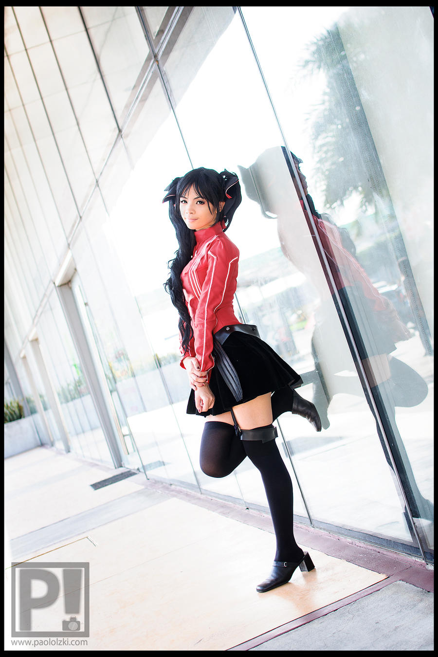 RIN TOHSAKA - FATE/EXTRA CCC by mimim0nster