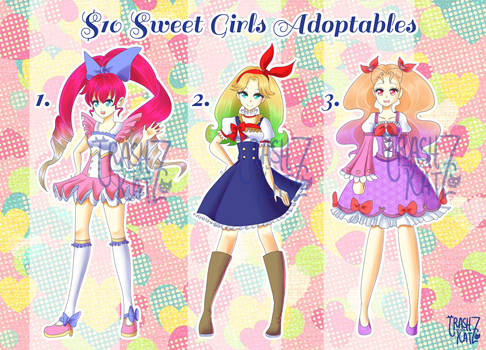 Sweet Girl Adopts [OPEN]