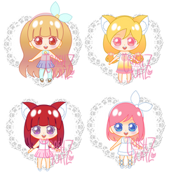 [OPEN 3/4] 150 Points Adopt
