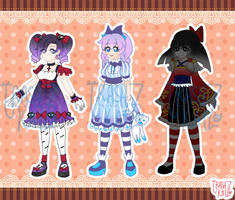 [OPEN 1/3] 150 Points Adopts