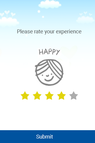 Rating UX by naveenmamgain