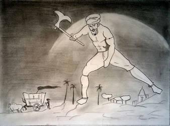 Ronak Dhupia Art (1)