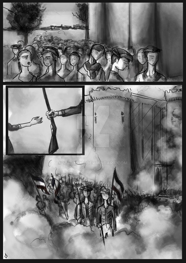 French Revolution by madebyJ