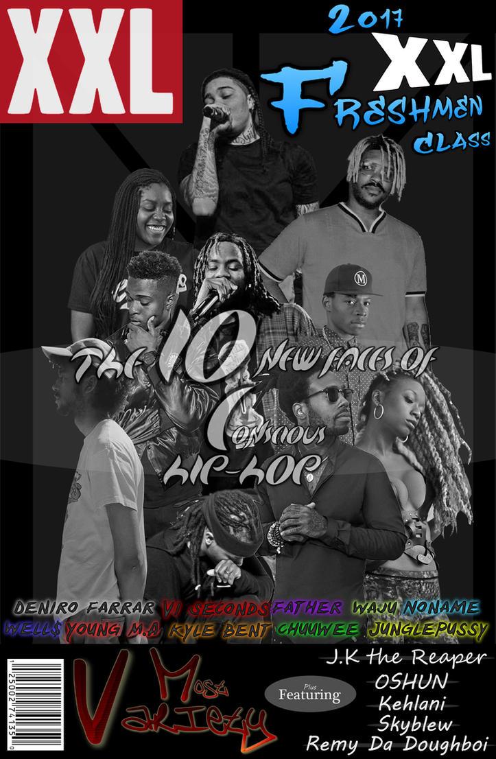 XXL Freshmen of 2017 - T.M.A Productions Choice by ThaMaJesticArtist