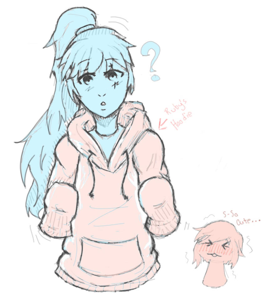 Baggy Sweaters And Confusion? By HarashoChika On DeviantArt