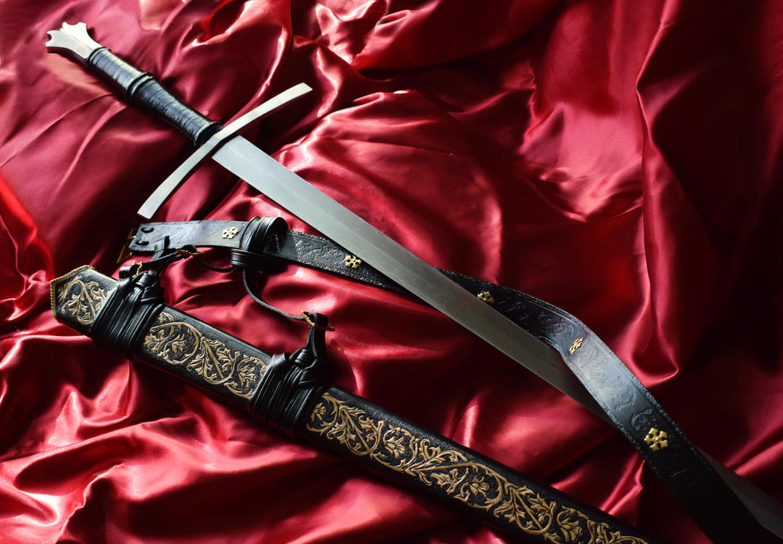 Sword Type XVIII b by WildGoska