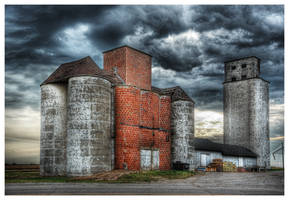 Goltry HDR by aaronbee